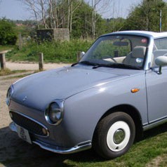 Nissan Figaro | Old Costessey Norwich